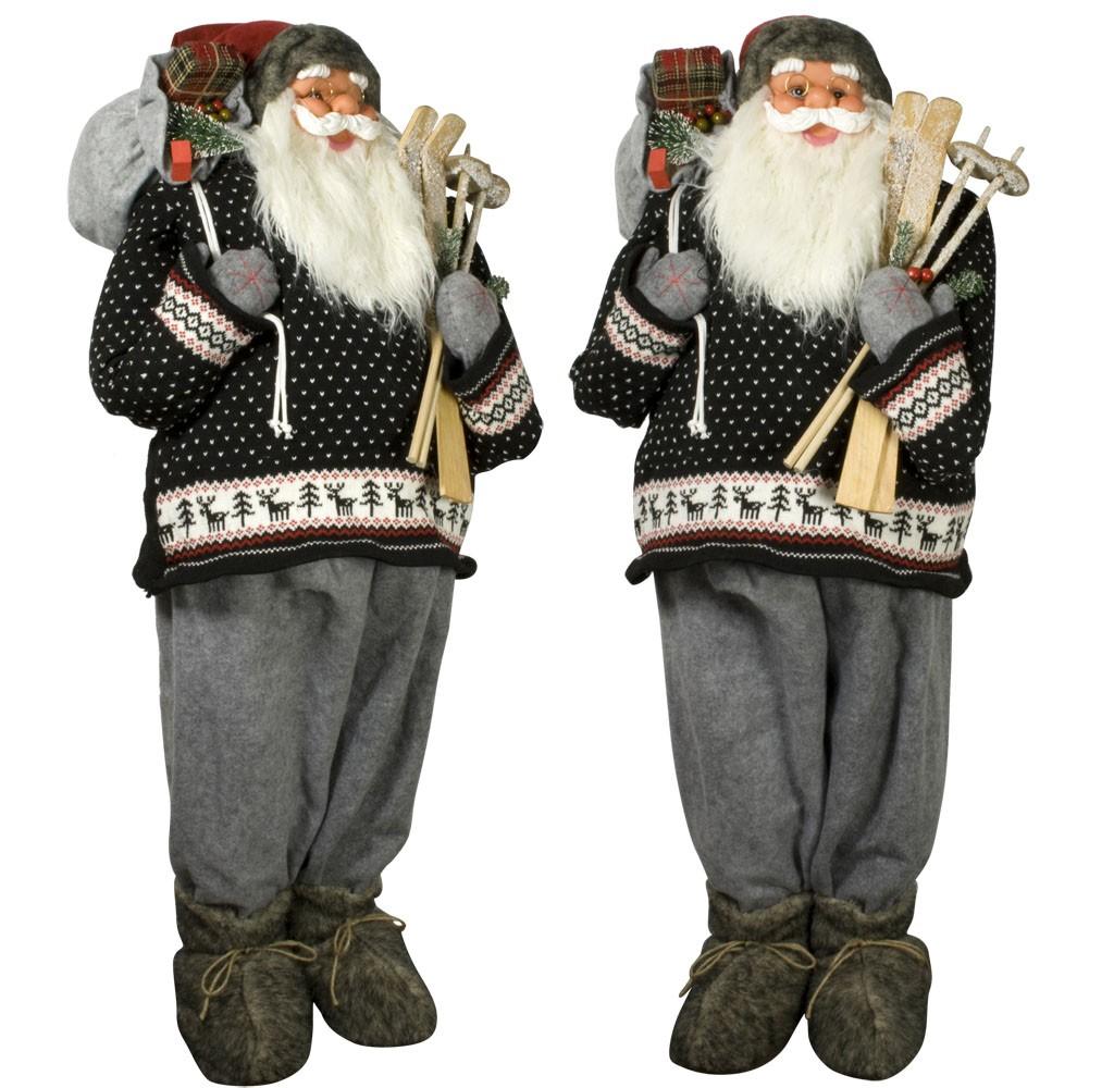 Pour vos décorations de noël nos figurines de grands pères noel