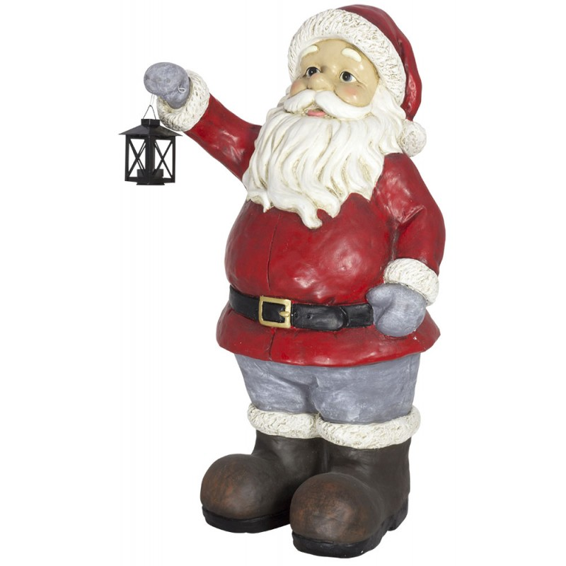 Pere noel decoration noel 2017 for Pere noel exterieur