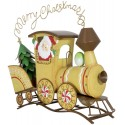Train de noël décoratif 40cm