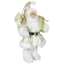 Figurine Père noël géant Fedor30 pour décorations de noel et vitrine