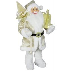 Figurine Père noël géant Fedor60 pour décoration de noel et vitrine