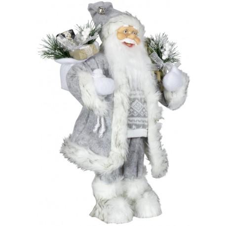 Père noël géant Olaf 45 cm