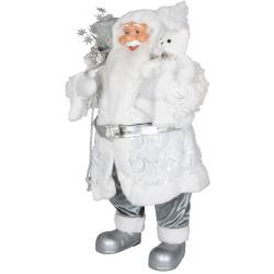 Père noël géant Chad80 Figurine pour décoration de noel et vitrine