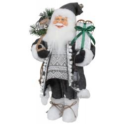 Père noël géant Jafar45 Figurine pour décoration de noel et vitrine